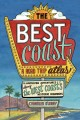 Cover for The best coast: a road trip atlas: illustrated adventures along the West Co...