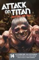 Cover for Attack on Titan: before the fall. 14
