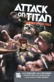 Cover for Attack on Titan Before the Fall 16