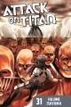 Cover for Attack on Titan. 31