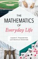 Cover for The mathematics of everyday life