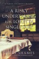 Cover for A risky undertaking for Loretta Singletary: a Samuel Craddock mystery