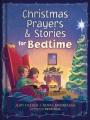 Cover for Christmas prayers & stories for bedtime
