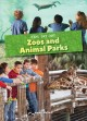 Cover for Zoos and animal parks