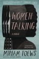 Cover for Women talking
