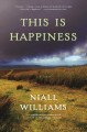 Cover for This is happiness
