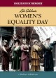 Cover for Let's celebrate Women's Equality Day