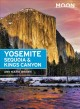 Cover for Yosemite, Sequoia & Kings Canyon.