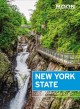 Cover for Moon New York State: Getaway Ideas, Road Trips, Local Spots