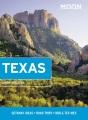 Cover for Moon Texas: Getaway Ideas, Road Trips, BBQ & Tex-Mex