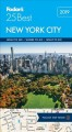 Cover for New York City