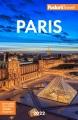 Cover for Fodor's Paris 2022