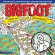 Cover for Bigfoot goes on big city adventures: amazing facts, fun photos, and a look-...