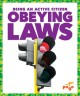 Cover for Obeying laws