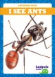 Cover for I see ants