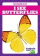 Cover for I See Butterflies