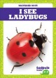 Cover for I See Ladybugs