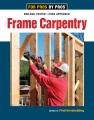 Cover for Frame carpentry