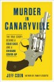Cover for Murder in Canaryville: the true story behind a cold case and a Chicago cove...