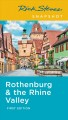 Cover for Rick Steves Snapshot Rothenburg & the Rhine