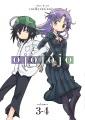 Cover for Ojojojo. Volumes 3-4