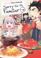 Cover for Sorry for my familiar. Vol. 4