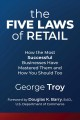 Cover for The Five Laws of Retail: How the Most Successful Businesses Have Mastered T...