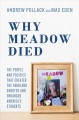 Cover for Why Meadow Died: The People and Policies That Created the Parkland Shooter ...
