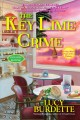 Cover for The Key Lime Crime