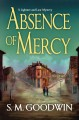 Cover for Absence of mercy