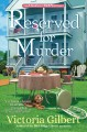 Cover for Reserved for Murder