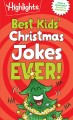 Cover for Best kids' Christmas jokes ever!