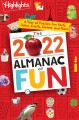 Cover for The 2022 Almanac of Fun: A Year of Puzzles, Fun Facts, Jokes, Crafts, Games...