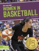 Cover for Women in basketball