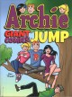 Cover for Archie giant comics jump