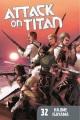 Cover for Attack on Titan 32