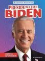 Cover for President Joe Biden: America's 46th President
