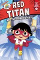 Cover for Red Titan and the Runaway Robot