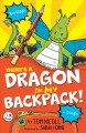 Cover for There's a Dragon in My Backpack!