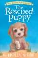 Cover for The rescued puppy
