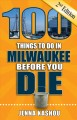 Cover for 100 things to do in Milwaukee before you die