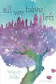 Cover for All we have left