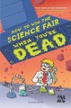 Cover for How to win the science fair when you're dead