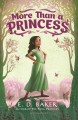 Cover for More than a princess