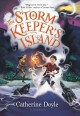 Cover for The Storm Keeper's Island
