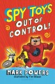 Cover for Spy toys: out of control!