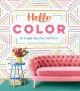 Cover for Hello color: 25 bright ideas for DIY decor