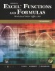 Cover for Microsoft Excel functions and formulas: with Excel 2019/Office 365