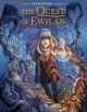 Cover for The quest of Ewilan. Book one, From one world to another