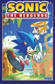 Cover for Sonic the hedgehog. Volume 1, Fallout!